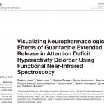 グアンファシン塩酸塩徐放剤のADHDへの薬理作用をfNIRS脳機能イメージングで可視化